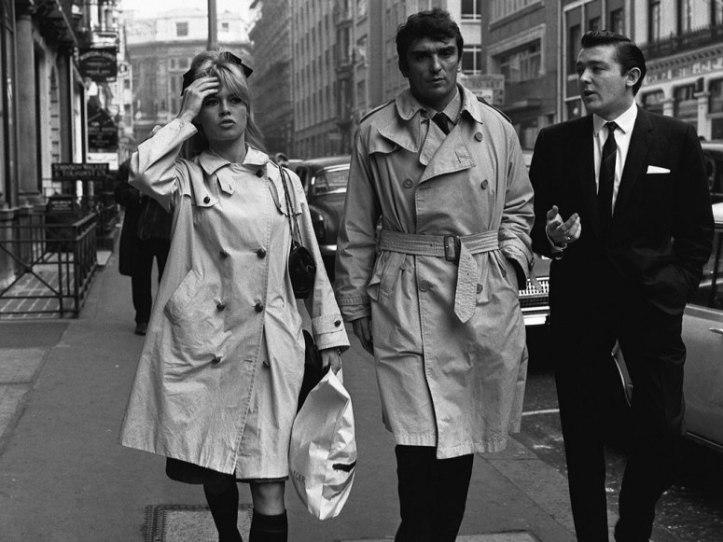 BRIGITTE BARDOT London, 1963